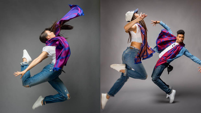 women designer scarves - faribasoltani