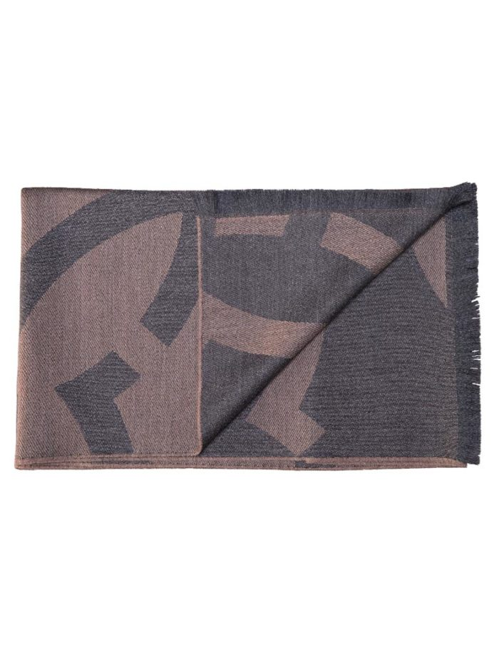 Men's Winter Virgin Wool Scarf