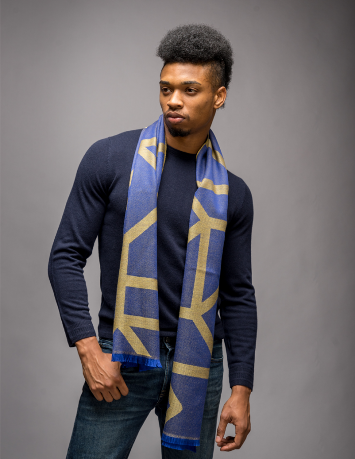 Mens Wool Scarves